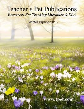 2018 Teacher's Pet Publications Winter/Spring Catalog