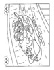 2018 WINTER OLYMPICS, COLORING BUNDLE, 35 PAGES, WINTER OLYMPICS 2018 ACTIVITIES