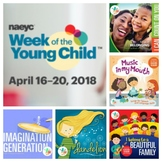 2018 Week of the Young Child Songs from Growing Sound