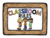 2018 Whole Brain Teaching Classroom Rules Updated