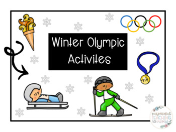 2018 Winter Olympic Activities