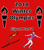 2018 Winter Olympic Clipart Package 2