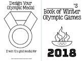 2018 Winter Olympic Games Emergent Reader