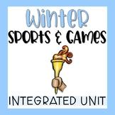 Winter Games Unit - Free Updates!