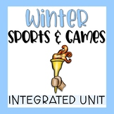 Winter Sports & Games Unit - Free Updates!