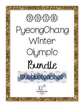 2018 Winter Olympic Games in PyeongChang Bundle