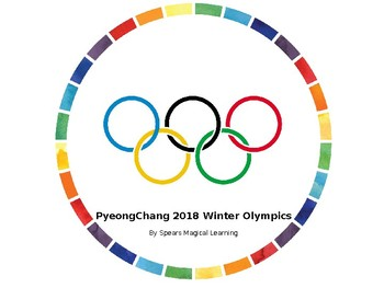 2018 winter olympic presentation by spears magical learning tpt