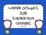 2018 Winter Olympic Subtraction Center Games
