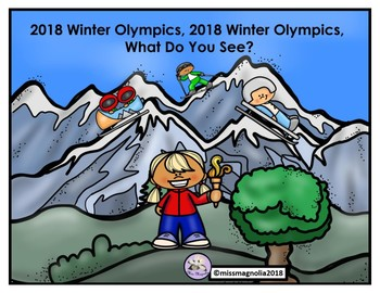 2018 Winter Olympics, 2018 Winter Olympics, What Do You See