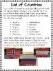 2018 Winter Olympics Bulletin Board Set