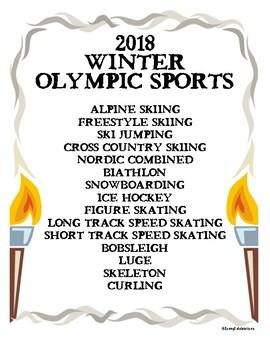 2018 Winter Olympics - CANADA