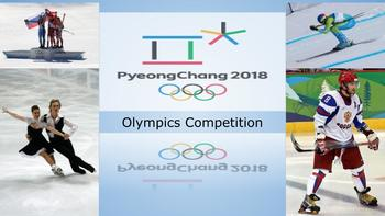 2018 Winter Olympics Challenge