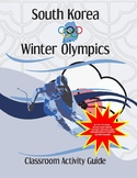 2018 Winter Olympics Classroom Activity Guide