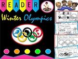 Winter Olympics 2018 Emergent Reader
