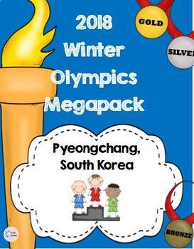 2018 Winter Olympics Megapack