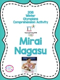 2018 Winter Olympics, Mirai Nagasu Comprehension Activity