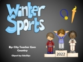 2018 Winter Games PowerPoint