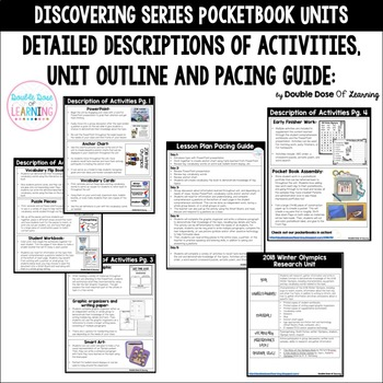 2018 Winter Olympics: Pyeongchang South Korea Research Unit with PowerPoint
