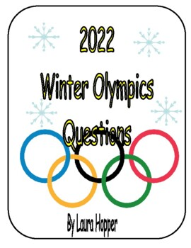 2018 Winter Olympics Questions