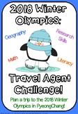 2018 Winter Olympics: Travel Agent Challenge!