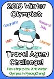 2018 Winter Olympics: Travel Agent Challenge!