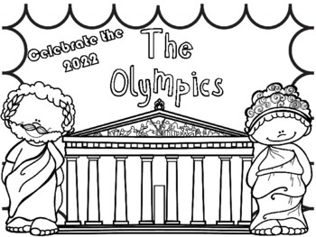 2018 winter olympics coloring pages