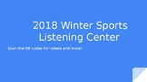 2018 Winter Sports QR Code Listening Station