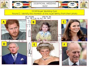 2018 royal Wedding Quiz