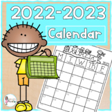 2019-2020  Behavior Calendar & Behavior Chart Cards