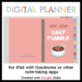 2019-2020 Digital Planner for Goodnotes/Google Slides/Other note-taking apps