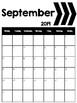2019-2020 Vertical School Year Calendar