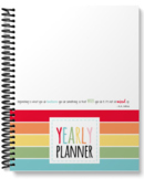 2019-2020 Yearly Planner