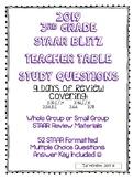 2019 3rd Grade STAAR Review - Teacher Table Questions