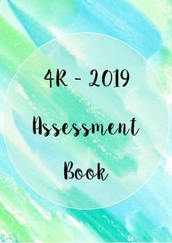2019 Assessment Book - Watercolour