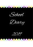 2019 Aussie Teacher Planner