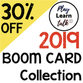 2019 Boom Card Collection  - Distance Learning