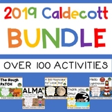 2019 Caldecott Award BUNDLE Over 100 Book Extension Activities