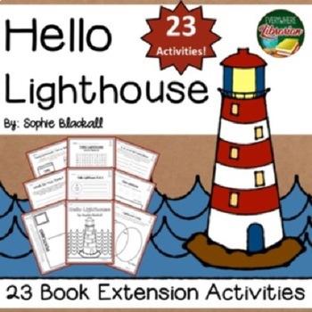 2019 Caldecott Award BUNDLE Over 100 Book Extension Activities