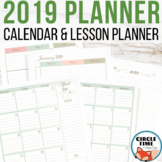 2019 Lesson Planner