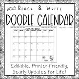 2019 Calendar Printable