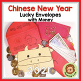 2020 Chinese New Year Craft | Lucky Red Envelope | Year of the Rat