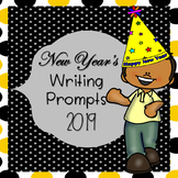 New Year's Writing Prompts - 2019