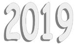 2019 - January back to school calendar activities