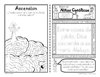 2019 Junio Boletín para Niños Católicos