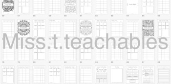 2019 Prac University Planner for Pre-Service Teachers 'Procrastination Planner'