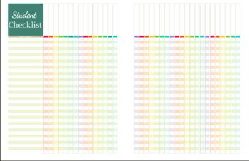 picture regarding Printable Planner Calendar identify 2019 Printable Horizontal Trainer Planner Calendar