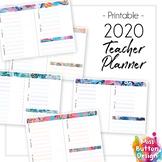 2019 Printable Teacher Diary Planner - Victoria VIC School Term Dates