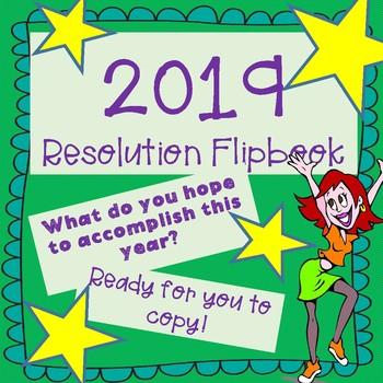 2019 Resolution Flipbook