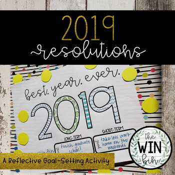 2019 Resolutions: Goal-Setting with a Growth Mindset