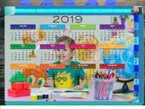 2019 Teacher Digital Planner - Flashsale (Use alongside Goodnotes or Notability)